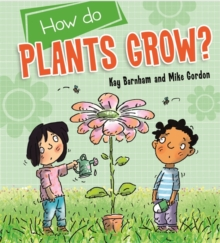 Discovering Science: How Do Plants Grow?, Hardback Book
