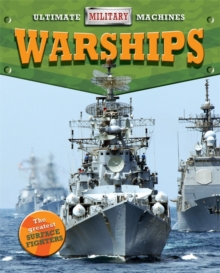 Ultimate Military Machines: Warships, Paperback / softback Book