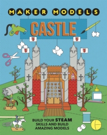 Maker Models: Castle, Hardback Book