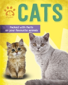 Pet Expert: Cats, Hardback Book