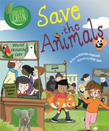 Save the Animals, Paperback / softback Book