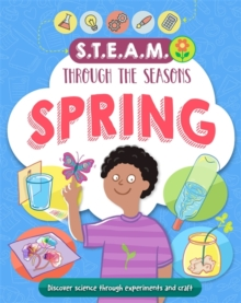 STEAM through the seasons: Spring, Paperback / softback Book