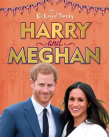The Royal Family: Harry and Meghan, Hardback Book