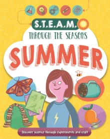 STEAM through the seasons: Summer, Hardback Book