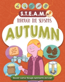 STEAM through the seasons: Autumn, Hardback Book