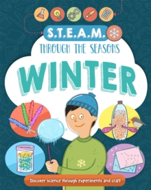 STEAM through the seasons: Winter, Hardback Book