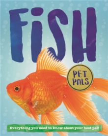 Pet Pals: Fish, Hardback Book