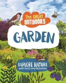 The Great Outdoors: The Garden, Hardback Book