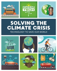Solving the Climate Crisis, Hardback Book
