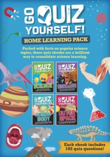 Science Home Learning Pack : Fun, quiz-based learning for core home school science topics!, EPUB eBook