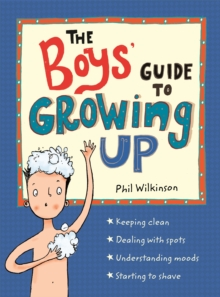 The Boys' Guide to Growing Up, Paperback Book
