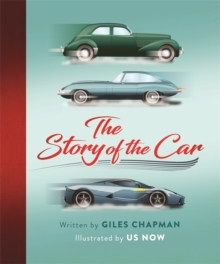 The Story of the Car, Hardback Book