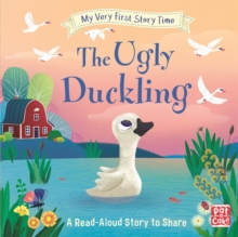 My Very First Story Time: The Ugly Duckling : Fairy Tale with picture glossary and an activity, Hardback Book
