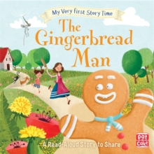 My Very First Story Time: The Gingerbread Man : Fairy Tale with picture glossary and an activity, Hardback Book