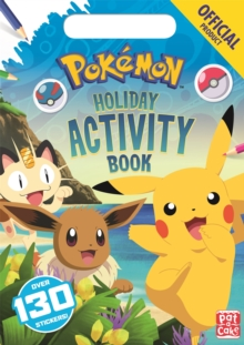 The Official Pokemon Holiday Activity Book, Paperback / softback Book