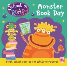 School of Roars: Monster Book Day, EPUB eBook