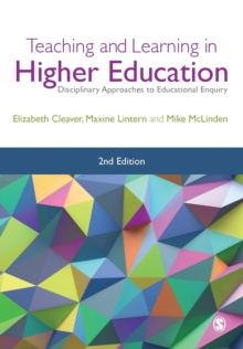 Teaching and Learning in Higher Education : Disciplinary Approaches to Educational Enquiry, Paperback / softback Book