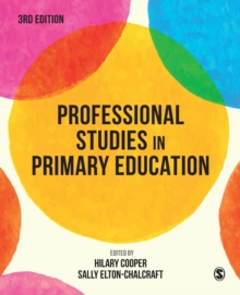 Professional Studies in Primary Education, Paperback Book