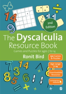 The Dyscalculia Resource Book : Games and Puzzles for ages 7 to 14, EPUB eBook
