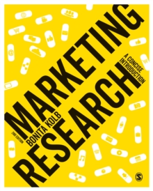 Marketing Research : A Concise Introduction, Hardback Book
