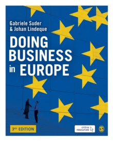 Doing Business in Europe, Hardback Book