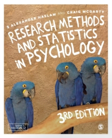 Research Methods and Statistics in Psychology, Paperback / softback Book