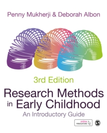 Research Methods in Early Childhood : An Introductory Guide, Hardback Book