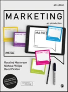 Marketing : An Introduction, Mixed media product Book