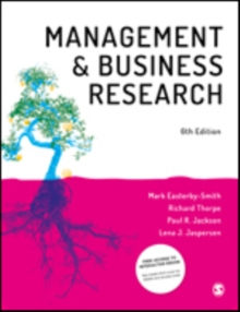 Management and Business Research, Mixed media product Book