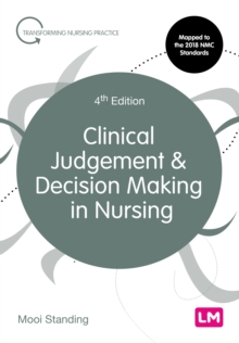Clinical Judgement and Decision Making in Nursing, EPUB eBook