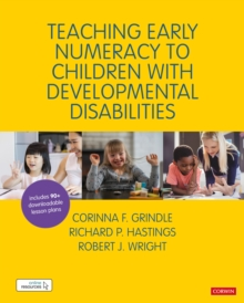 Teaching Early Numeracy to Children with Developmental Disabilities, Paperback / softback Book