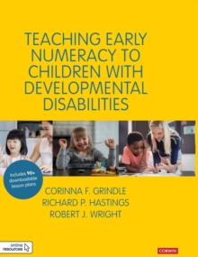 Teaching Early Numeracy to Children with Developmental Disabilities, Hardback Book