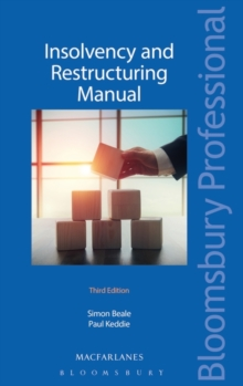 Insolvency and Restructuring Manual, Paperback Book