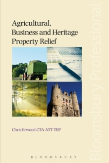Agricultural, Business and Heritage Property Relief, Paperback Book
