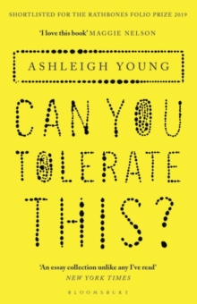 Can You Tolerate This?, Paperback / softback Book