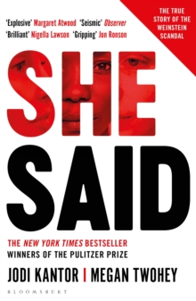 She Said : The New York Times Bestseller, EPUB eBook