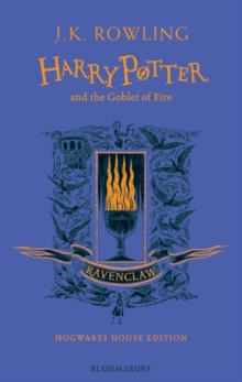 Harry Potter and the Goblet of Fire - Ravenclaw Edition, Hardback Book