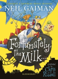 Fortunately, the Milk . . ., Paperback / softback Book