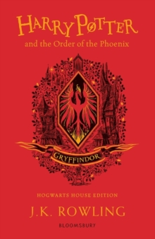 Harry Potter and the Order of the Phoenix - Gryffindor Edition, Paperback / softback Book