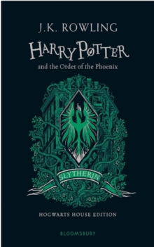 Harry Potter and the Order of the Phoenix - Slytherin Edition, Hardback Book