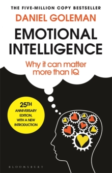 Emotional Intelligence : 25th Anniversary Edition, Paperback / softback Book