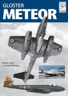 Flight Craft 13: The Gloster Meteor in British Service, Paperback / softback Book