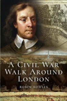 A Civil War in London, Paperback / softback Book