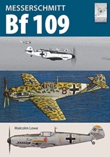Flight Craft 14: Messerschmitt Bf109, Paperback / softback Book