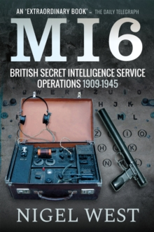 MI6: British Secret Intelligence Service Operations, 1909-1945, PDF eBook