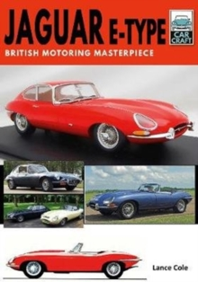 Jaguar E-Type, Paperback / softback Book