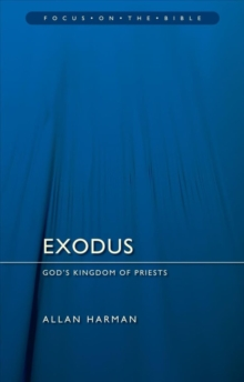 Exodus : God's Kingdom of Priests, Paperback / softback Book