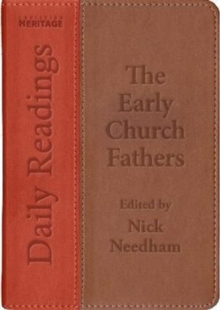 Daily Readings-the Early Church Fathers, Leather / fine binding Book