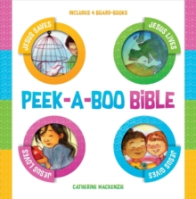 Peek-a-boo Bible : 4 Board-Books, Paperback Book