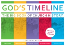 God's Timeline : The Big Book of Church History, Hardback Book
